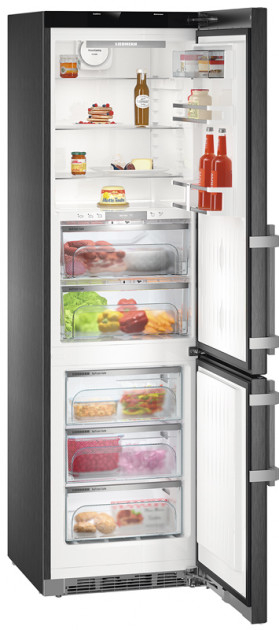 Двухкамерный холодильник Liebherr CBNPbs 4858 купить украина