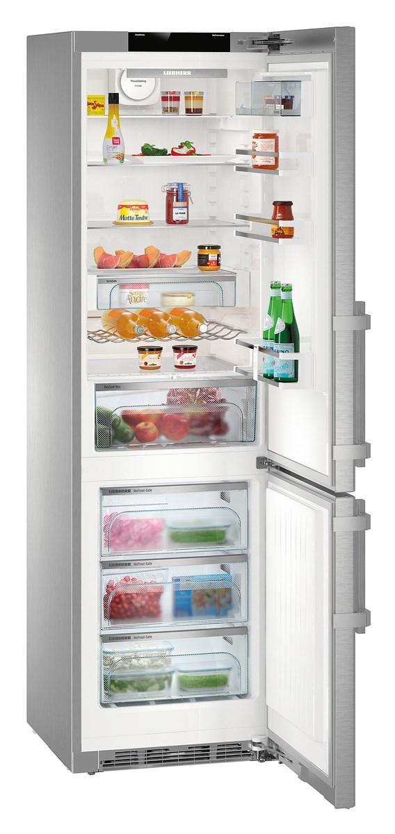 Двухкамерный холодильник Liebherr CNPes 4858 купить украина