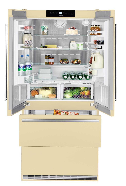 Двухкамерный холодильник Liebherr CBNbe 6256 купить украина