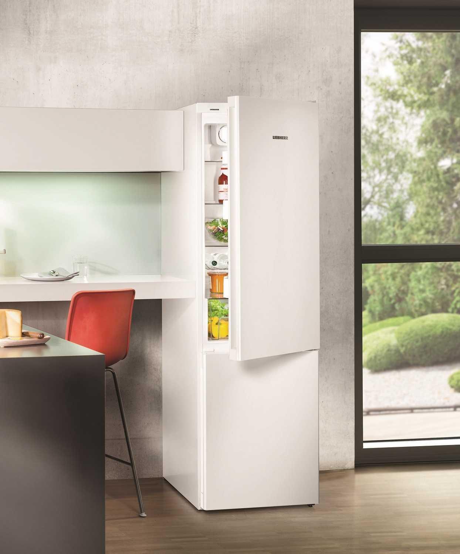 купить Двухкамерный холодильник Liebherr CN 4813 Украина фото 7