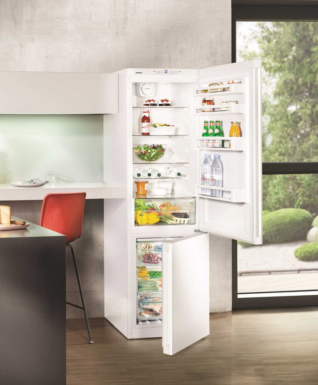 купить Двухкамерный холодильник Liebherr CN 4813 Украина фото 8