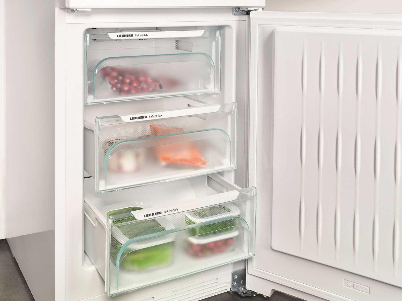 купить Двухкамерный холодильник Liebherr CN 4815 Украина фото 10
