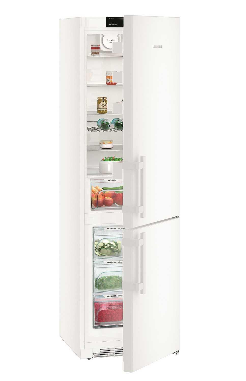 купить Двухкамерный холодильник Liebherr CN 4815 Украина фото 4