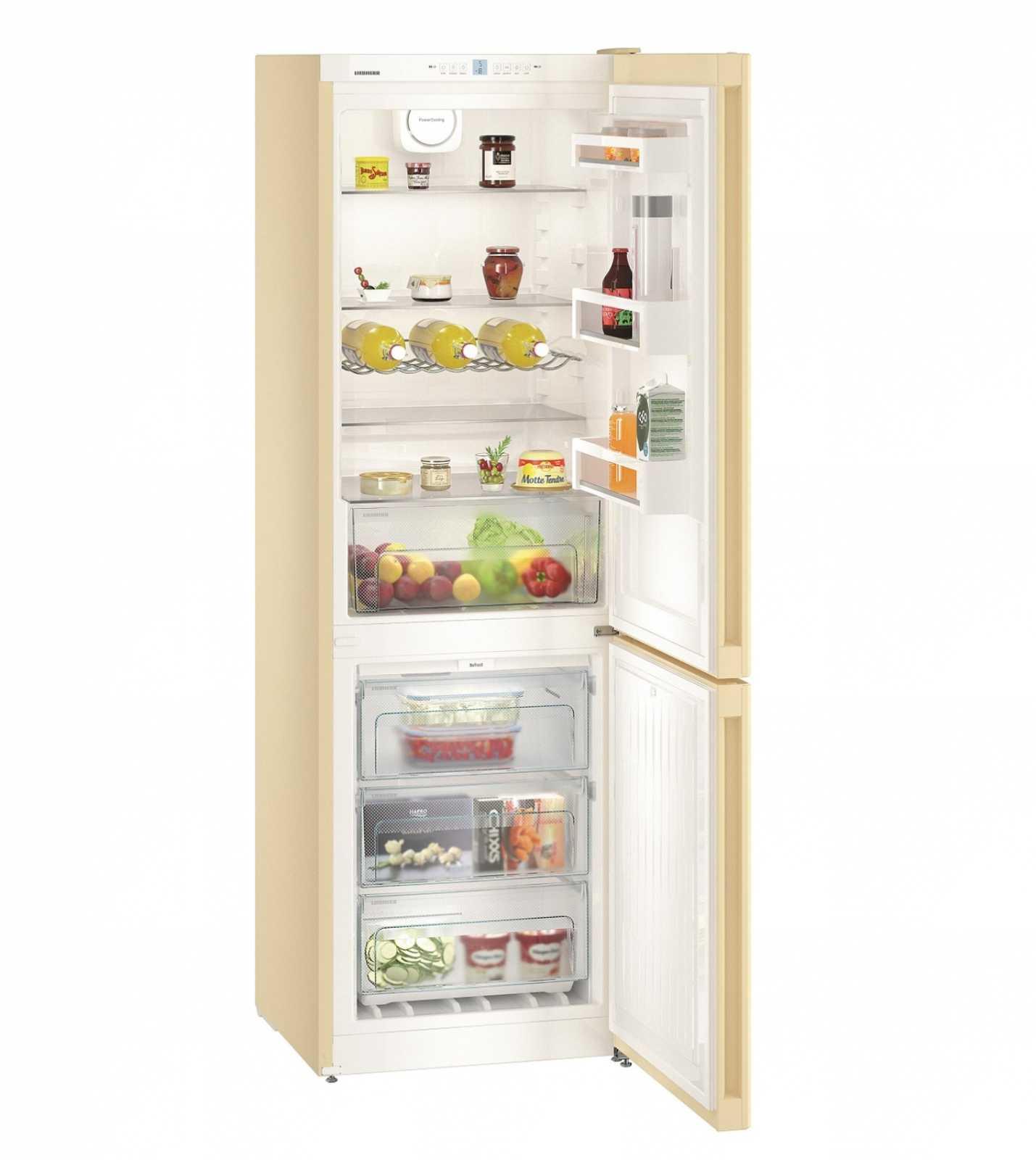 Двухкамерный холодильник Liebherr CNbe 4313 купить украина