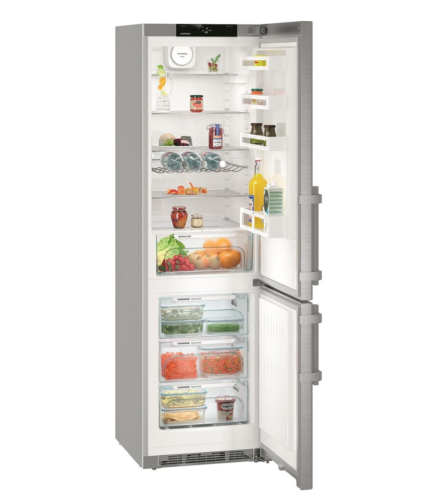 Двухкамерный холодильник Liebherr CNef 4815 купить украина