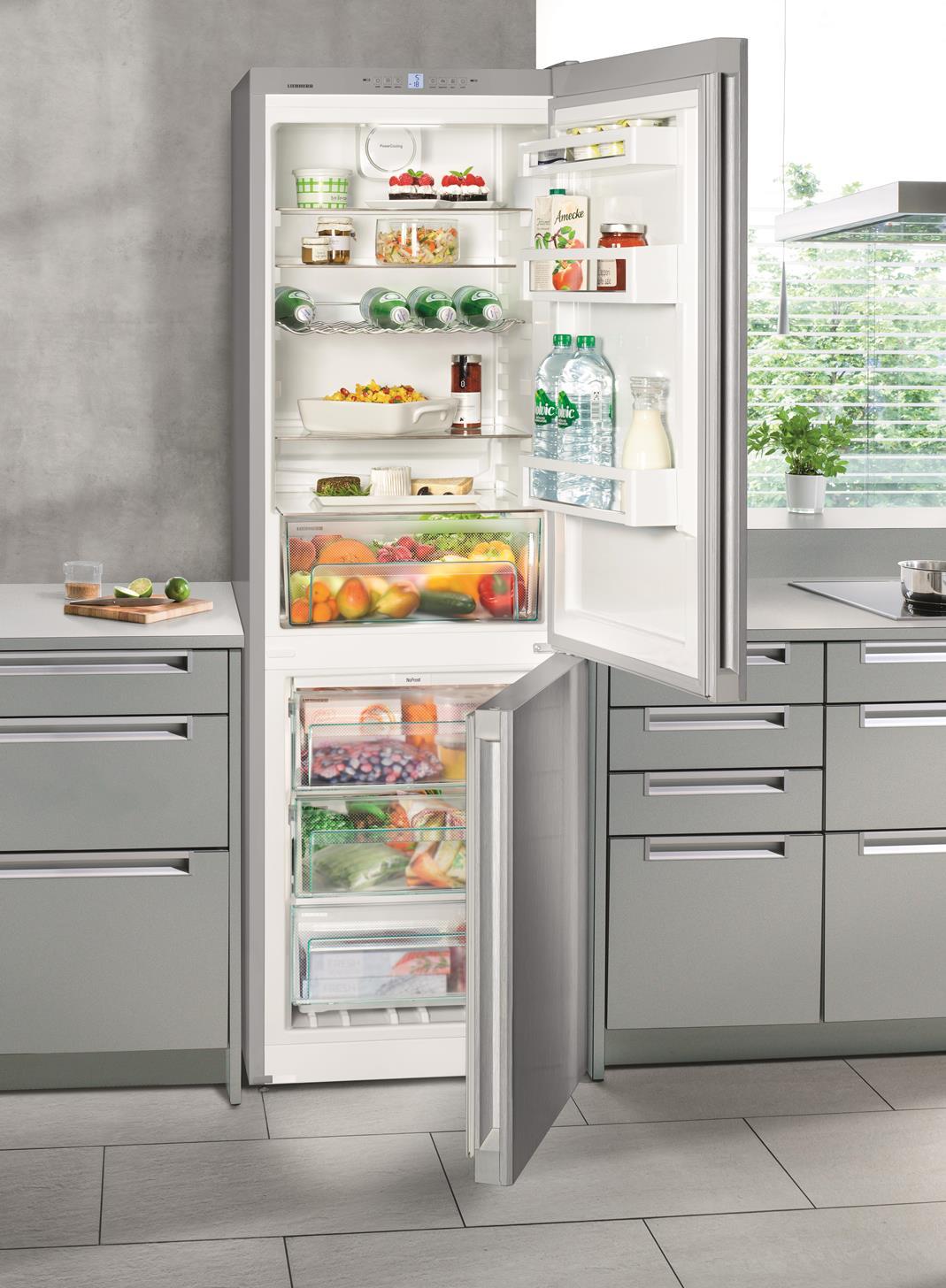 купить Двухкамерный холодильник Liebherr CNel 4313 Украина фото 8