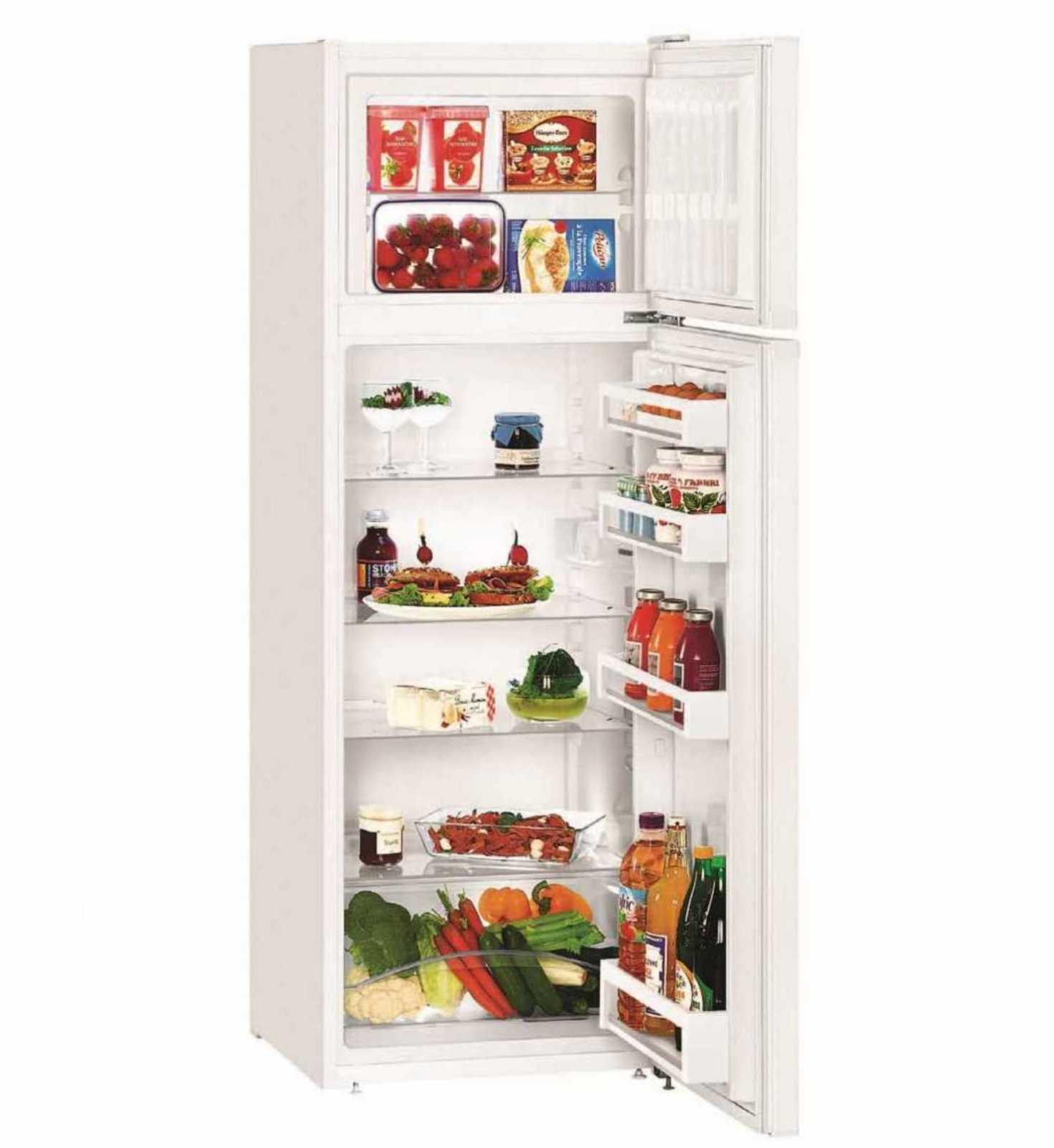 Двухкамерный холодильник Liebherr CT 2931 купить украина