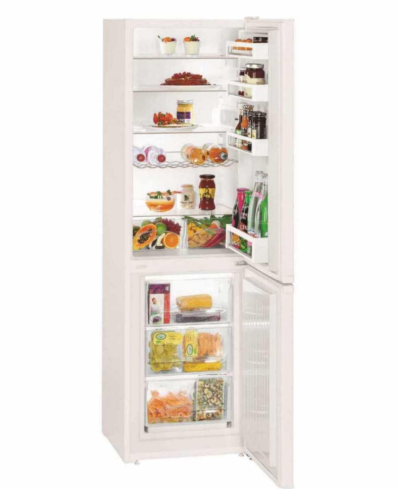 Двухкамерный холодильник Liebherr CU 3331 купить украина