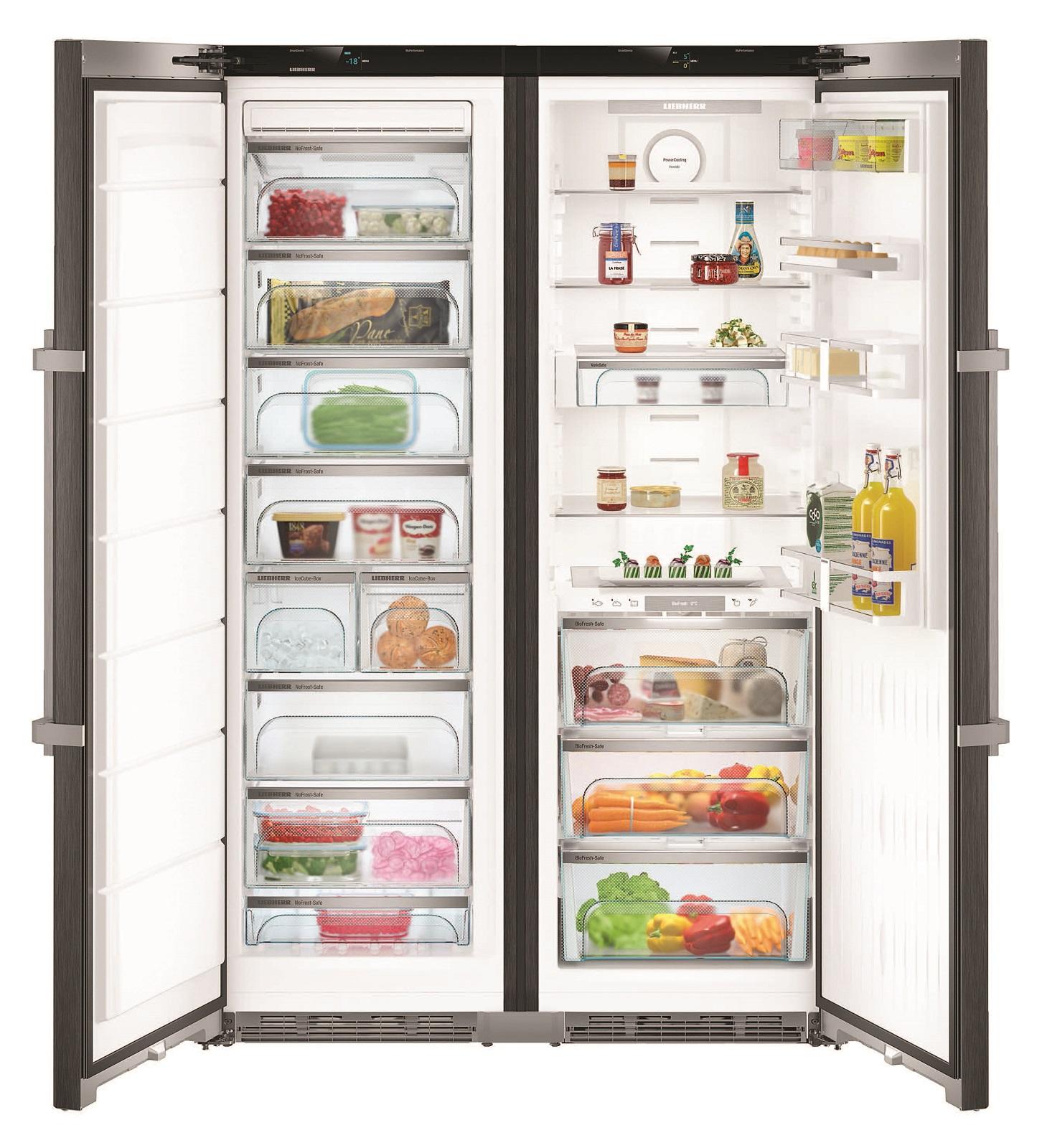 Side-by-Side холодильник Liebherr SBSbs 8683 купить украина