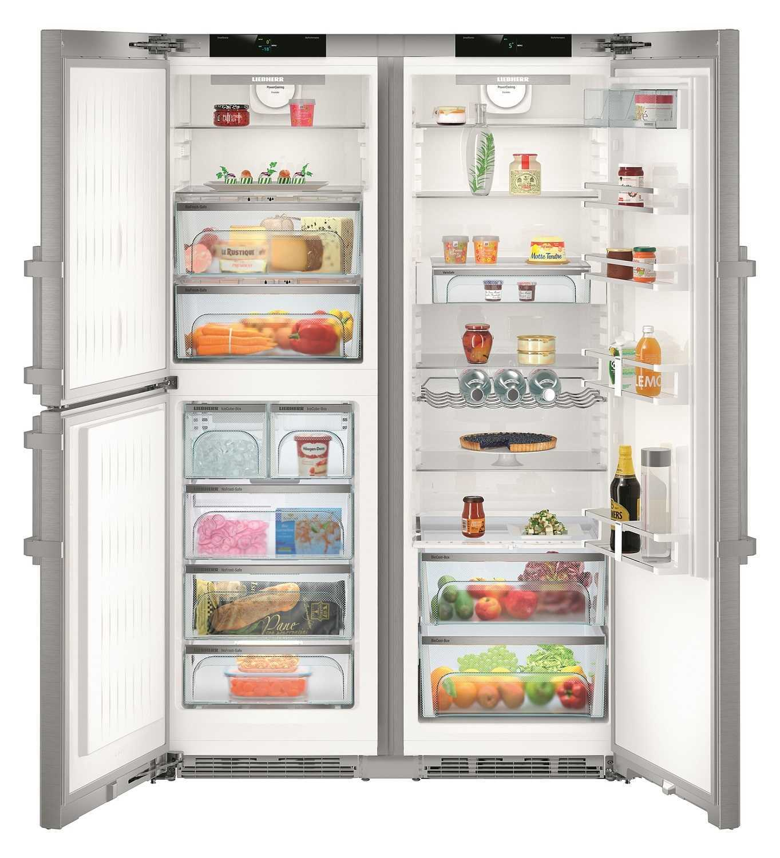 Side-by-Side холодильник Liebherr SBSes 8473 купить украина