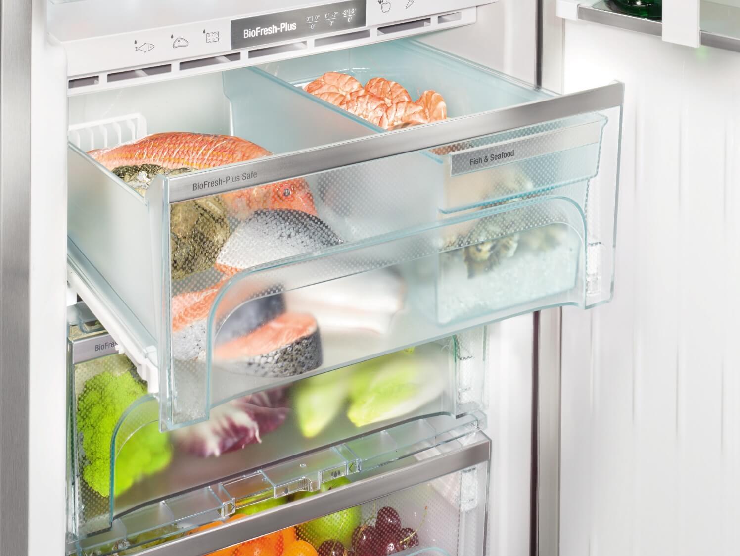 купить Side-by-Side холодильник Liebherr SBSes 8486 Украина фото 14