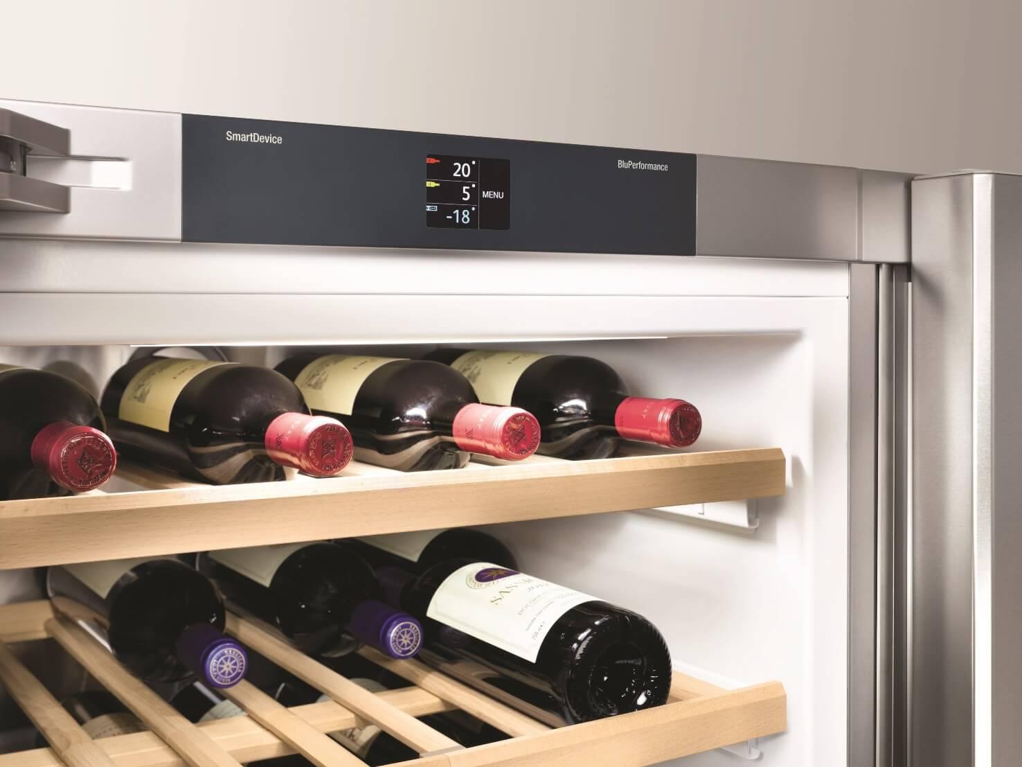 купить Side-by-Side холодильник Liebherr SBSes 8486 Украина фото 9