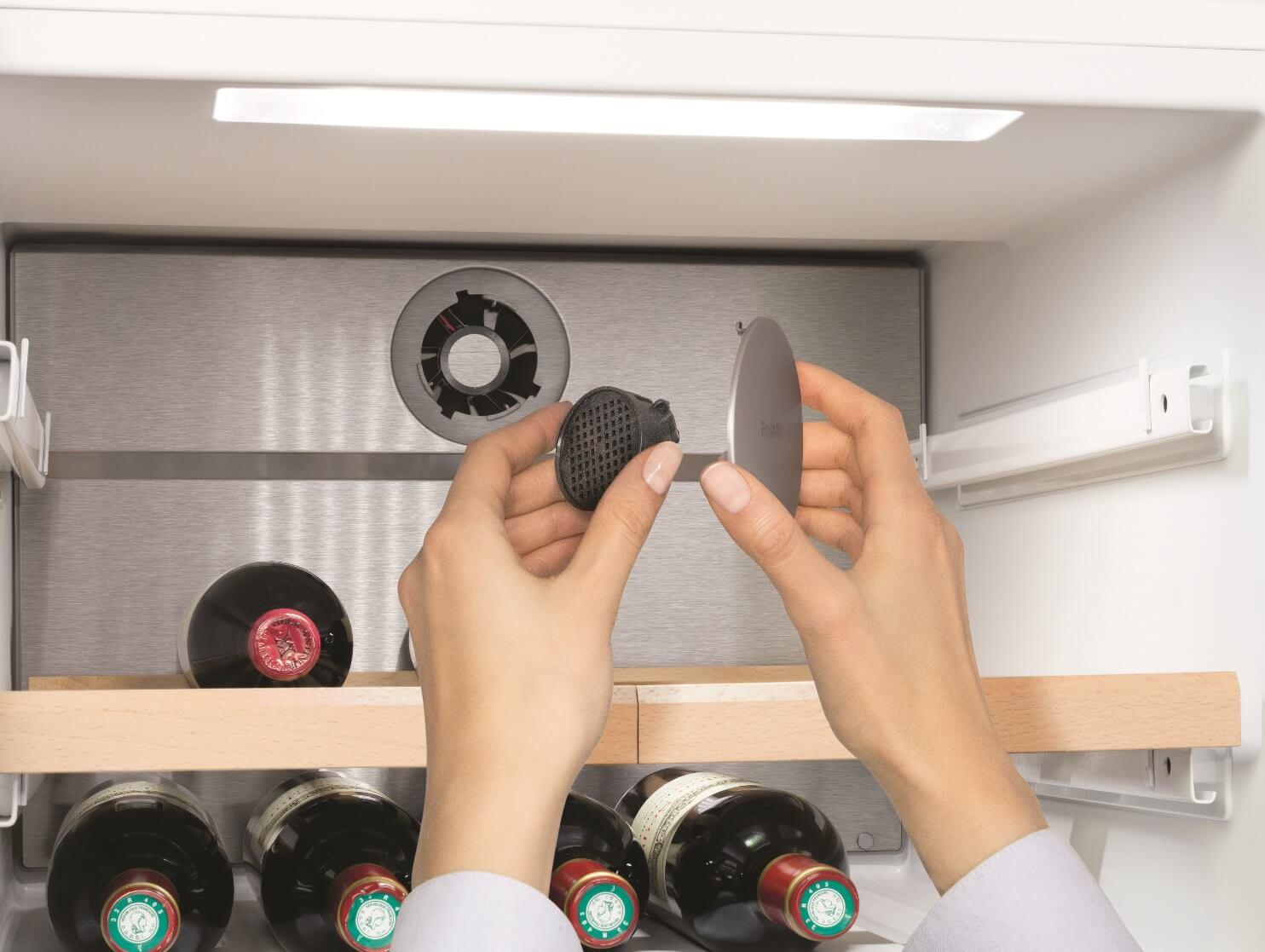купить Side-by-Side холодильник Liebherr SBSes 8486 Украина фото 11