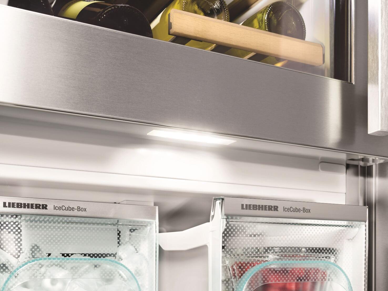 купить Side-by-Side холодильник Liebherr SBSes 8486 Украина фото 10
