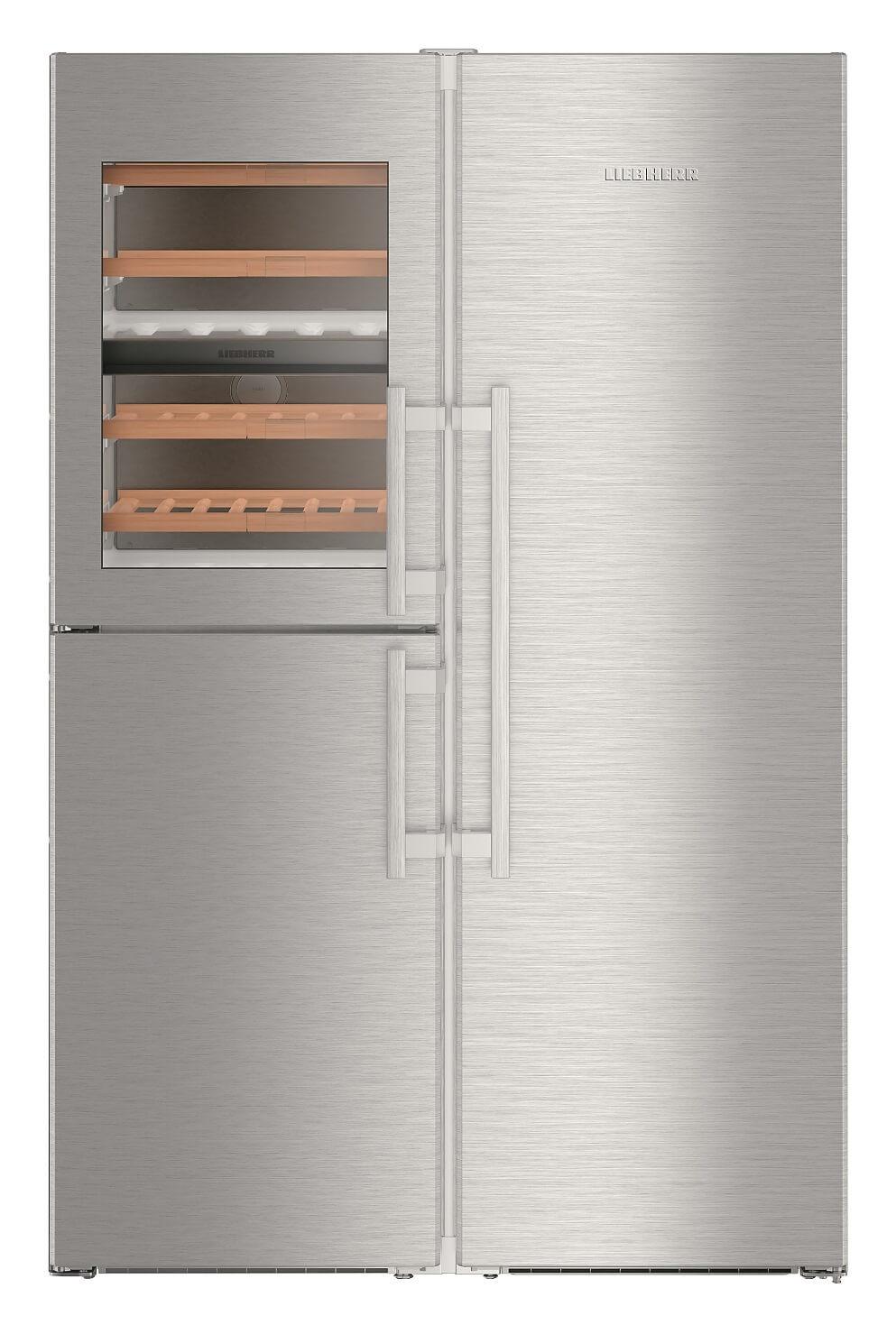 купить Side-by-Side холодильник Liebherr SBSes 8486 Украина фото 1