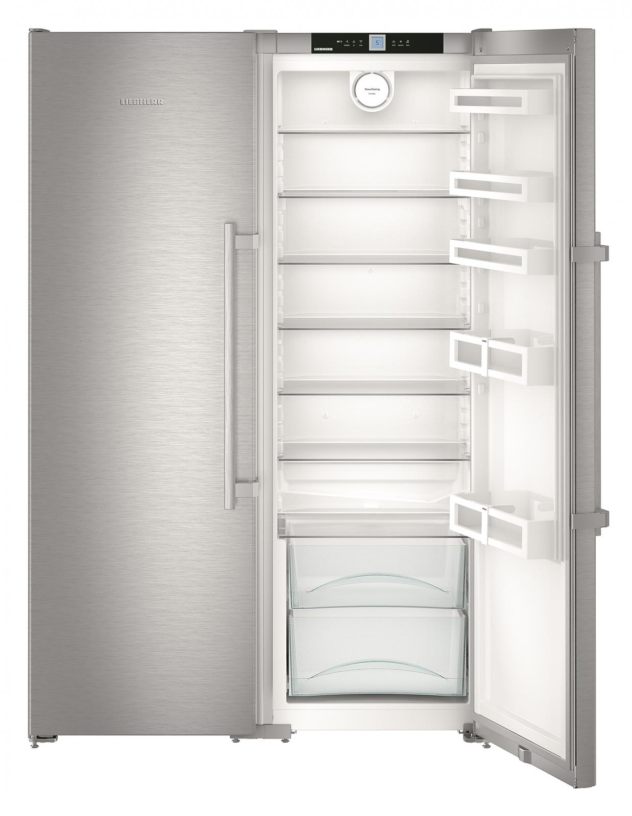купить Side-by-side холодильник Liebherr SBSef 7242 Украина фото 5