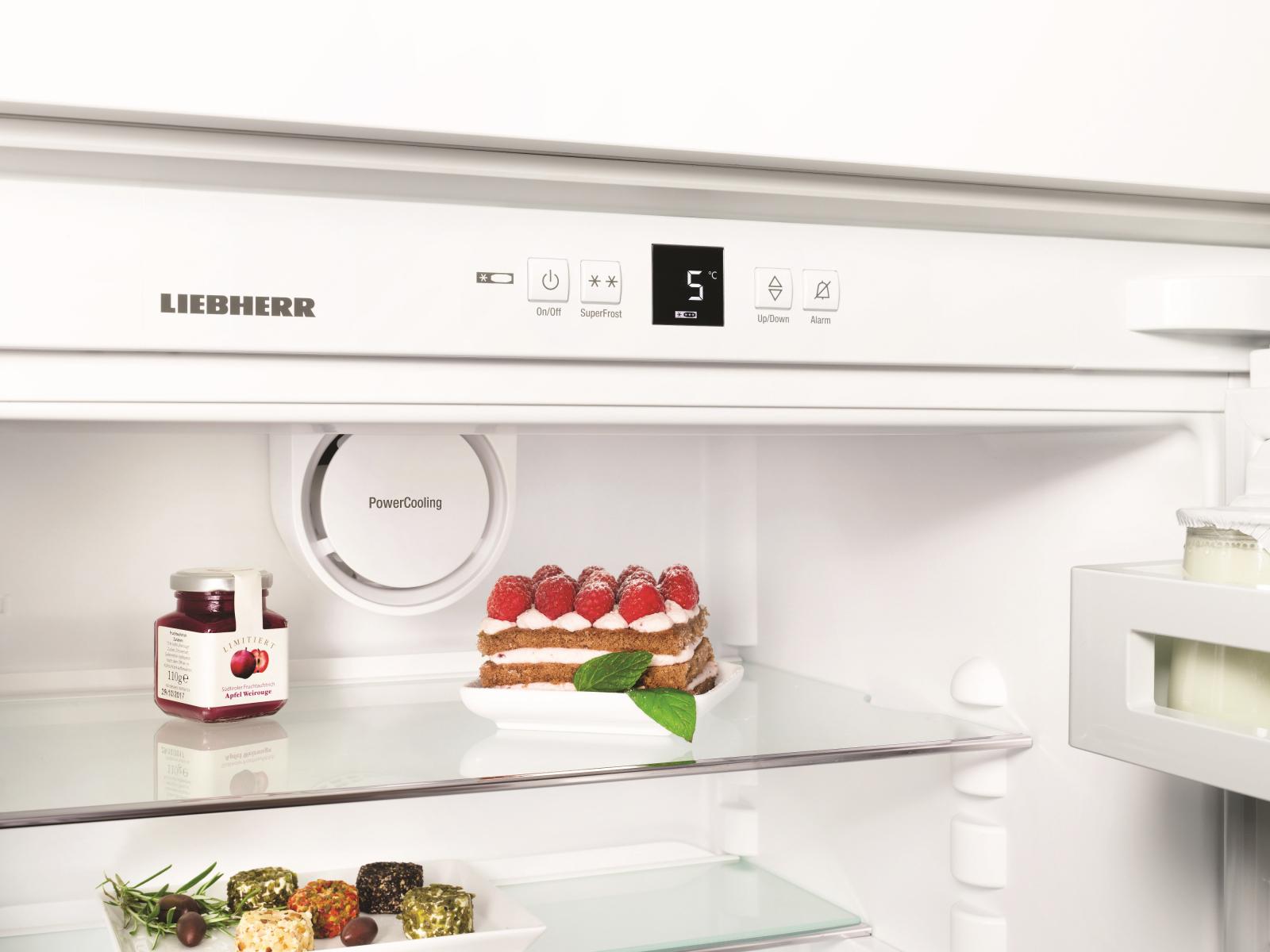 купить Встраиваемый двухкамерный холодильник Liebherr ICUNS 3324 Украина фото 1