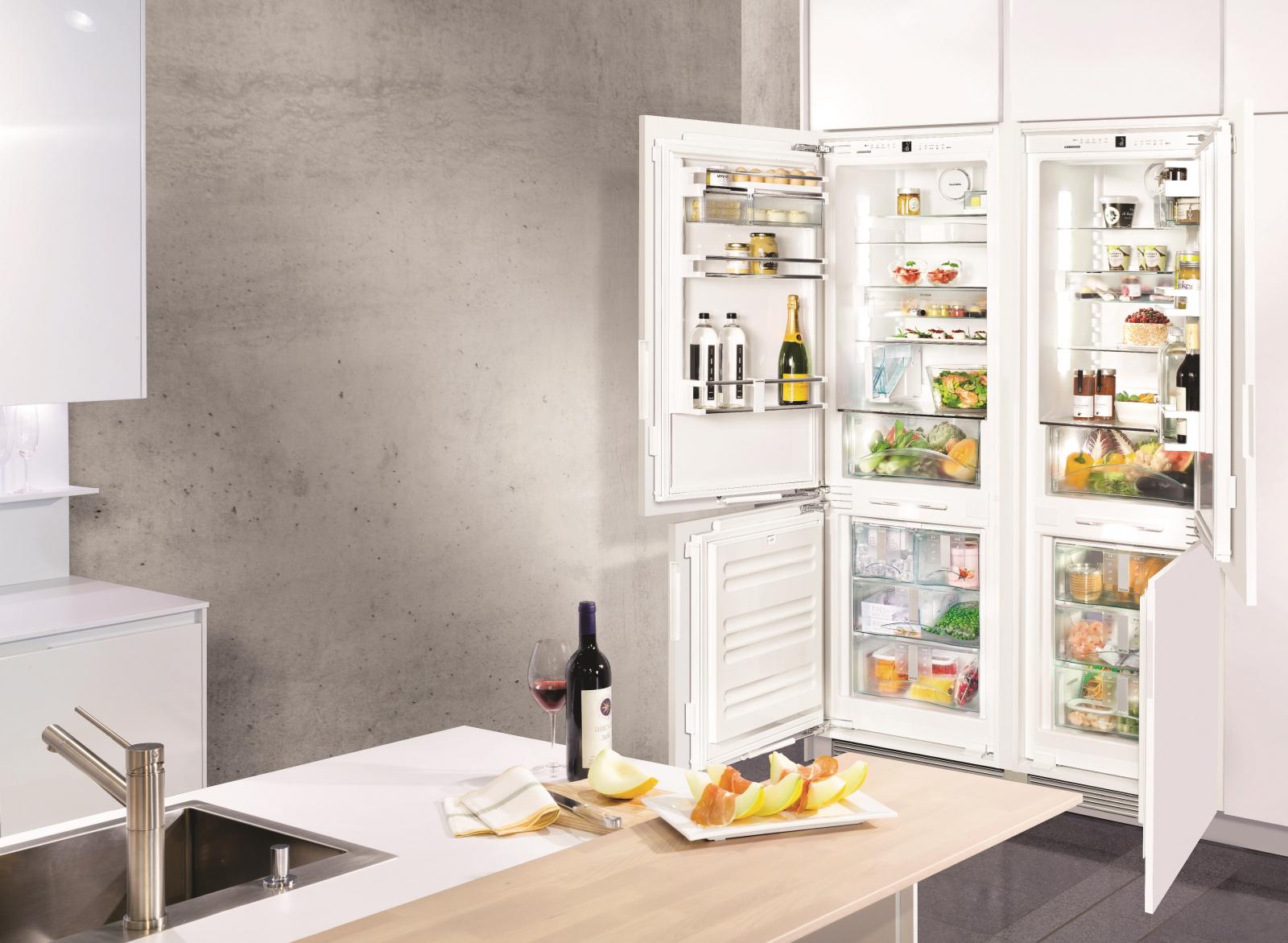 купить Встраиваемый холодильник Side-by-Side Liebherr SBS 66I2 Украина фото 4