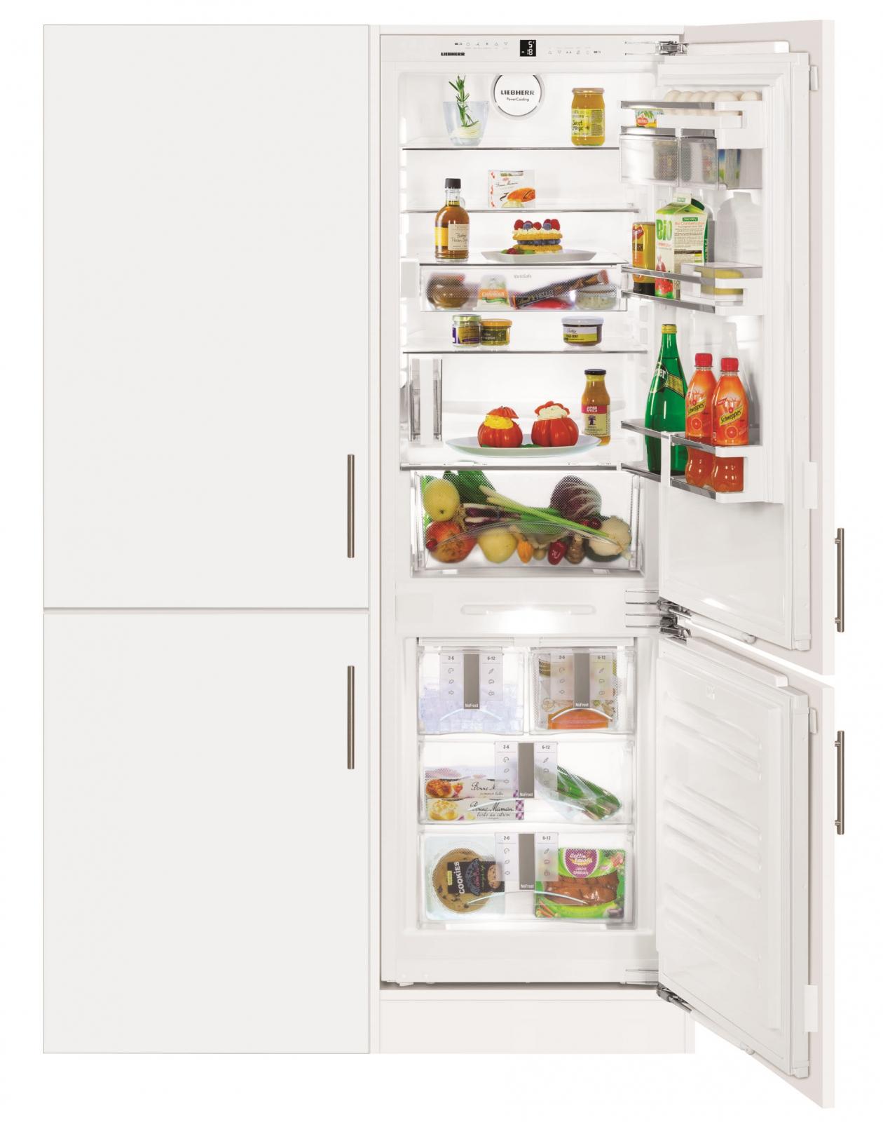 купить Встраиваемый холодильник Side-by-Side Liebherr SBS 66I2 Украина фото 2