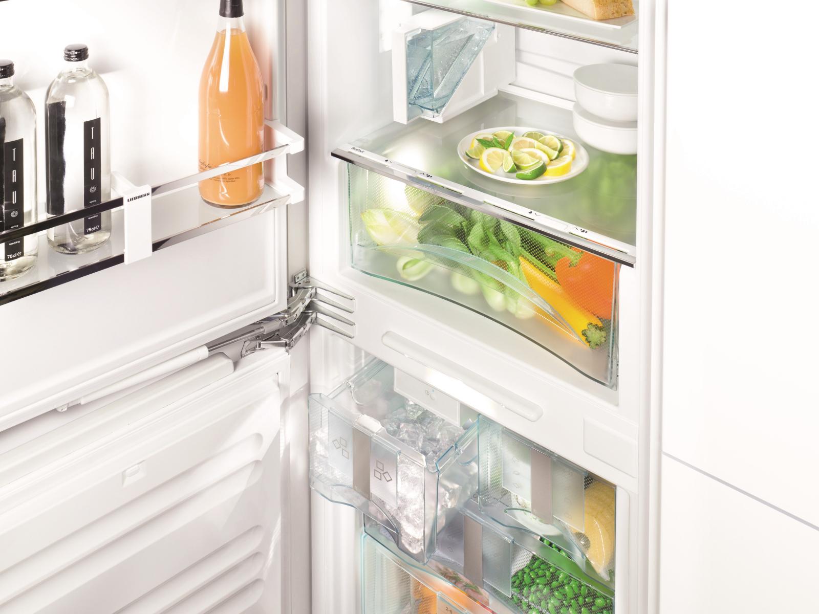 купить Встраиваемый холодильник Side-by-Side Liebherr SBS 66I2 Украина фото 6