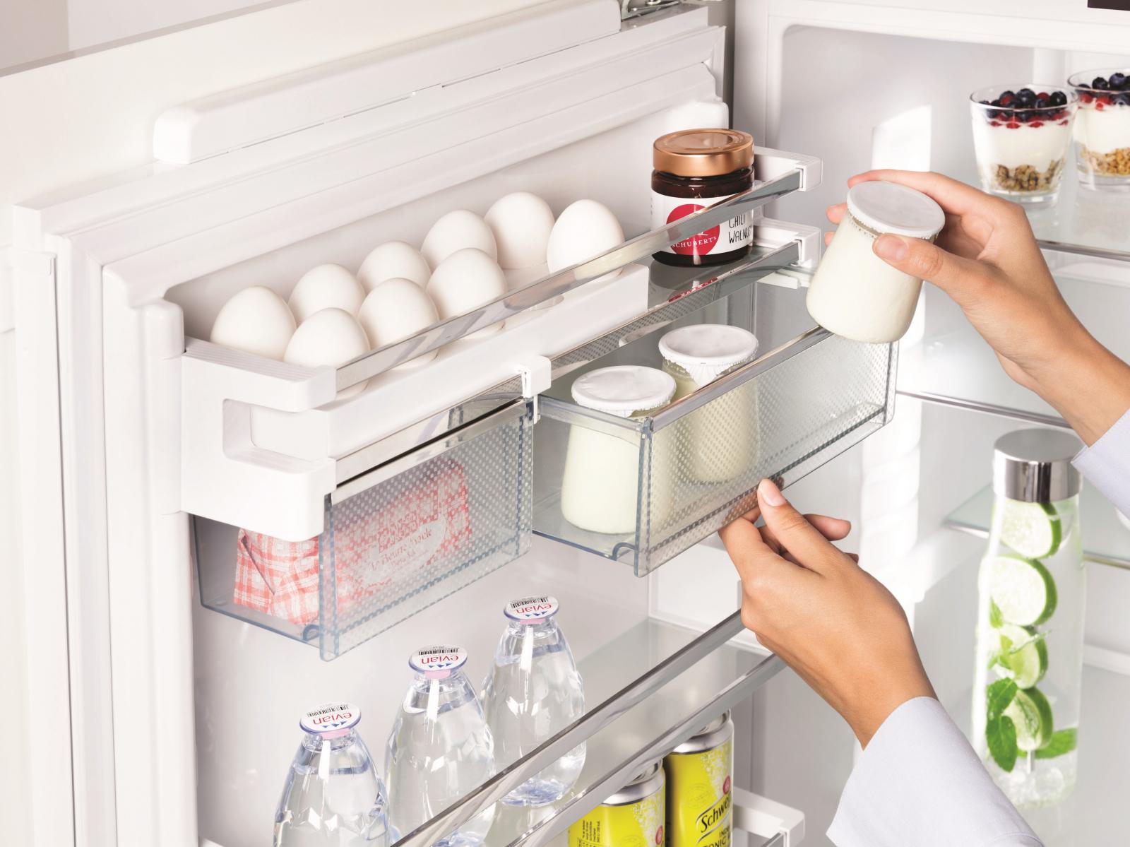купить Встраиваемый холодильник Side-by-Side Liebherr SBS 66I2 Украина фото 7