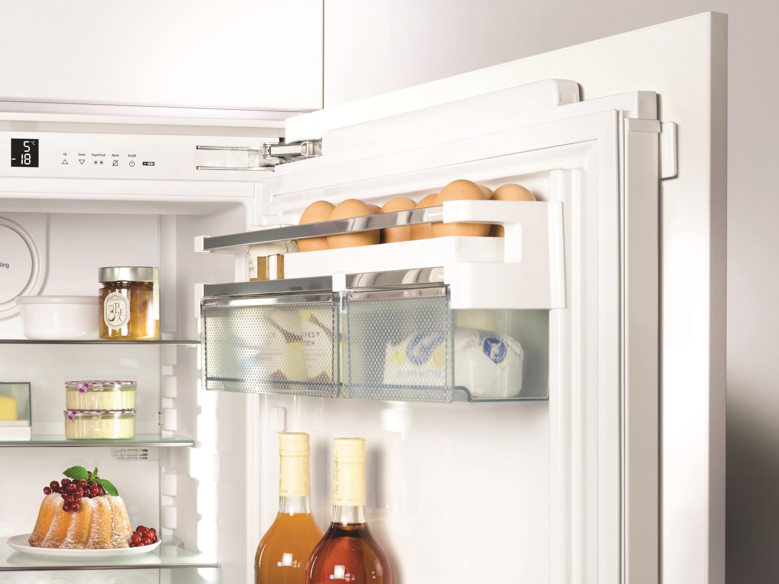 купить Встраиваемый холодильник Side-by-Side Liebherr SBS 66I3 Украина фото 4