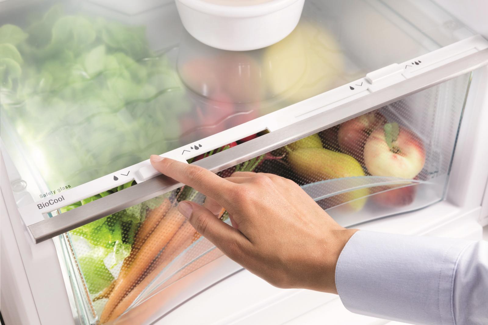 купить Встраиваемый холодильник Side-by-Side Liebherr SBS 66I3 Украина фото 9