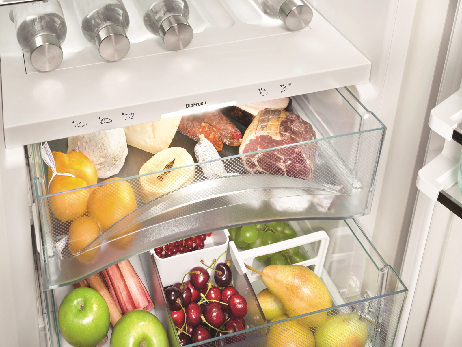 купить Встраиваемый холодильник Side-by-Side Liebherr SBS 66I3 Украина фото 5