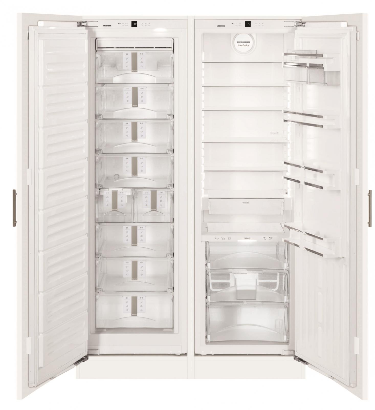 купить Встраиваемый холодильник Side-by-Side Liebherr SBS 70I4 22 001 Украина фото 2