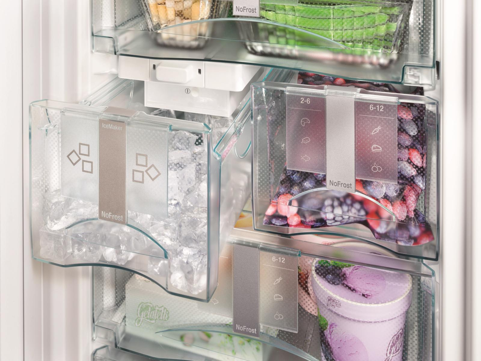 купить Встраиваемый холодильник Side-by-Side Liebherr SBS 70I4 22 001 Украина фото 12