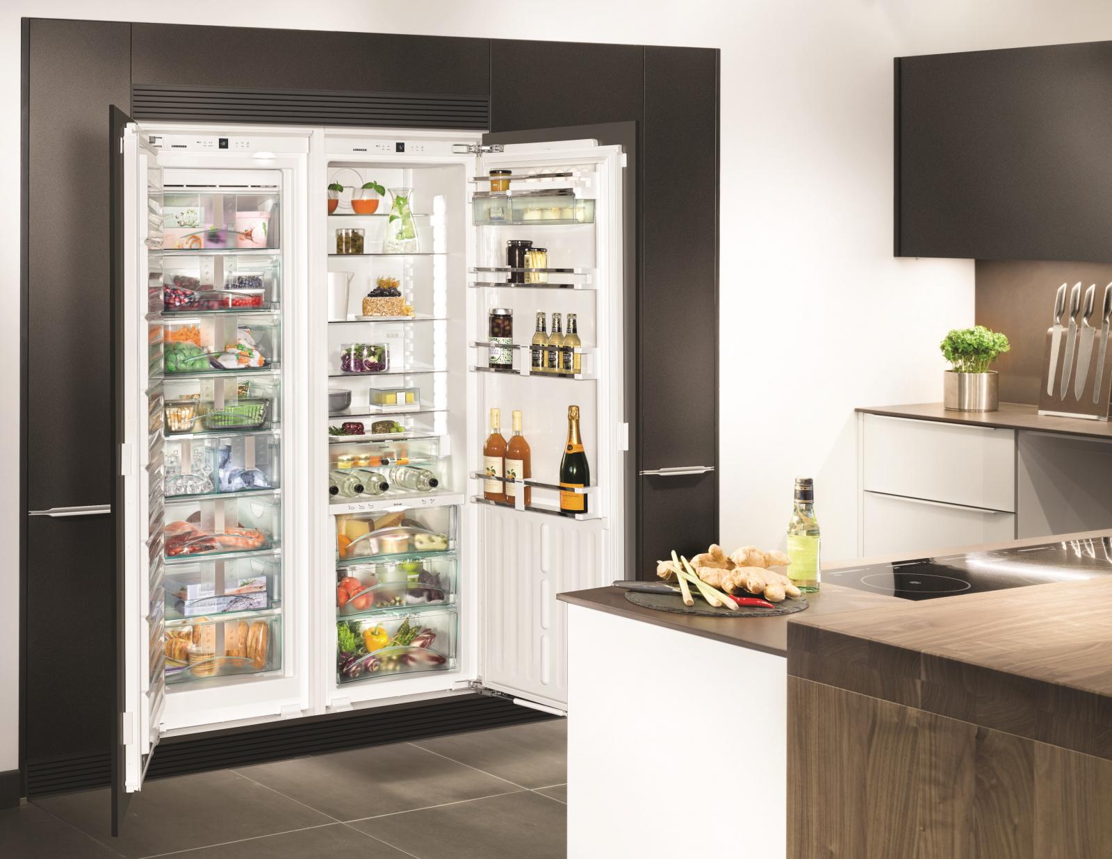 купить Встраиваемый холодильник Side-by-Side Liebherr SBS 70I4 22 001 Украина фото 4