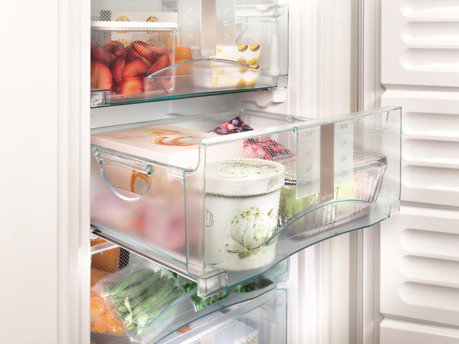 купить Встраиваемый холодильник Side-by-Side Liebherr SBS 70I4 22 001 Украина фото 10