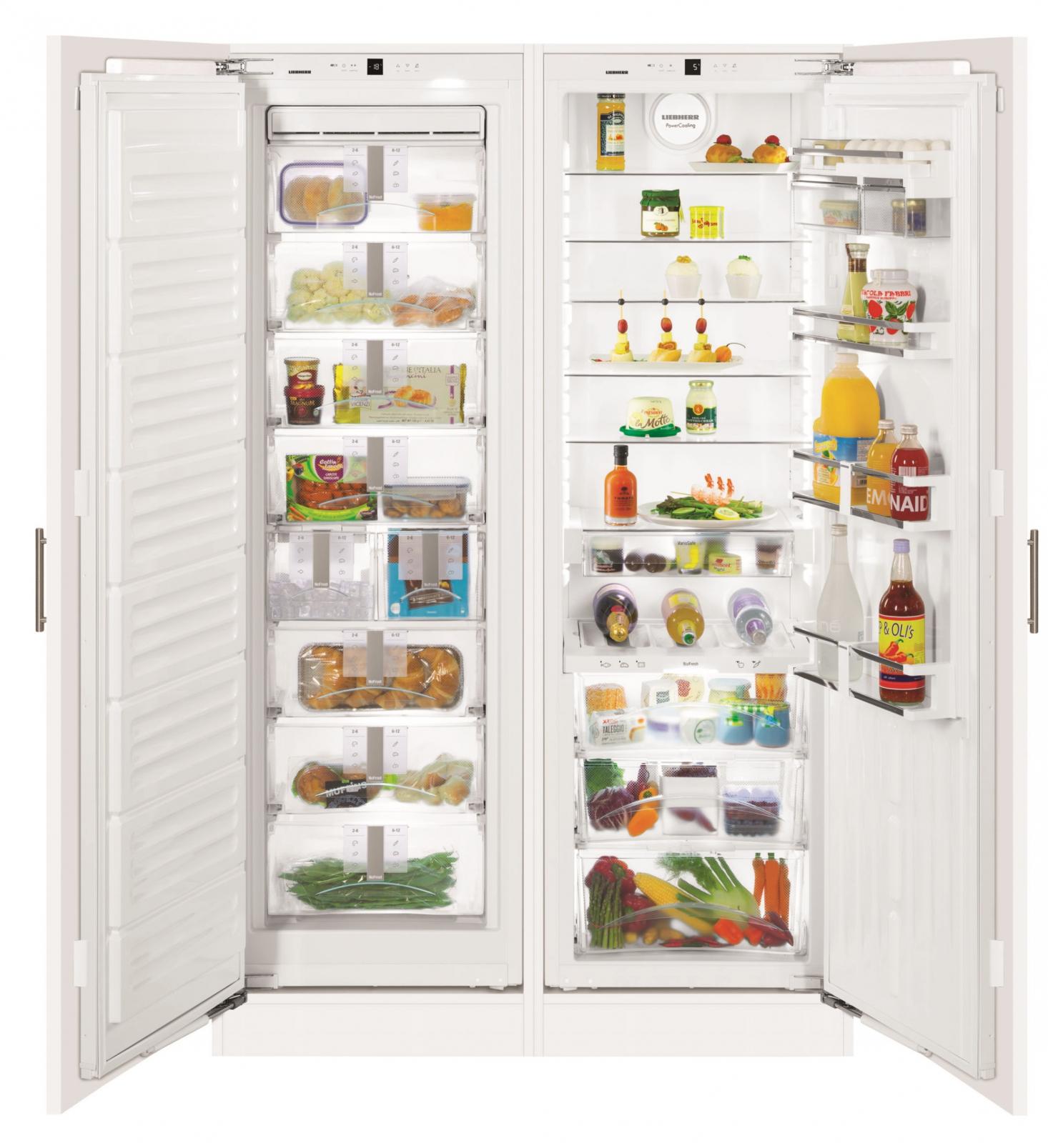 Встраиваемый холодильник Side-by-Side Liebherr SBS 70I4 22 001 купить украина