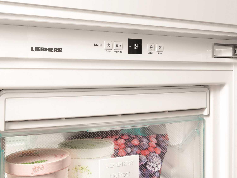 купить Встраиваемый холодильник  Side-by-side Liebherr SBS 70I2 Украина фото 6