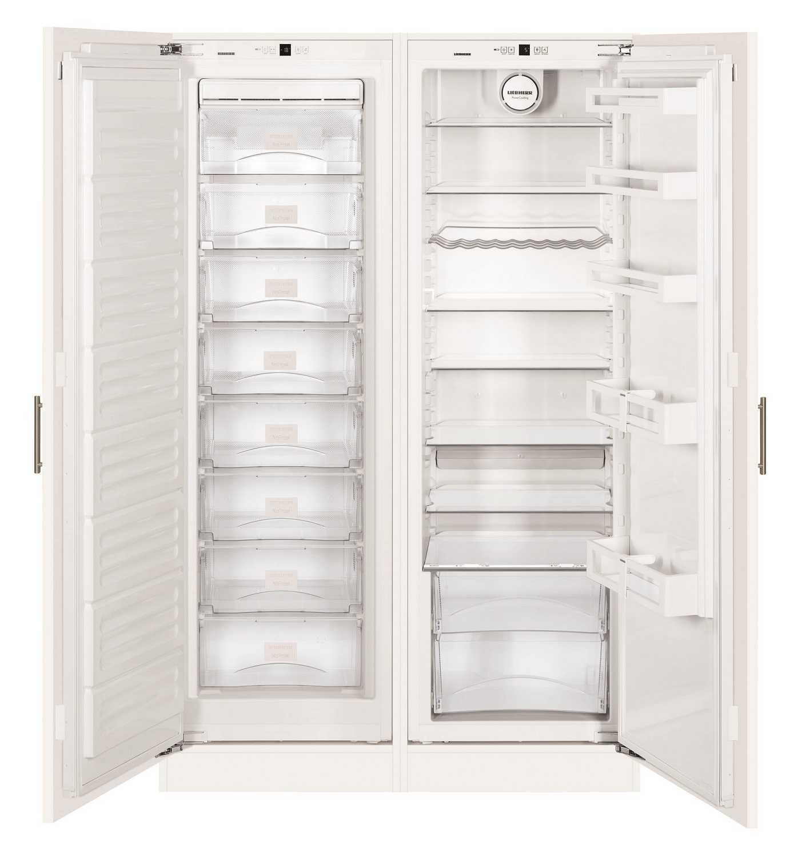 купить Встраиваемый холодильник  Side-by-side Liebherr SBS 70I2 Украина фото 2
