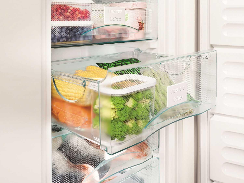 купить Встраиваемый холодильник  Side-by-side Liebherr SBS 70I2 Украина фото 7