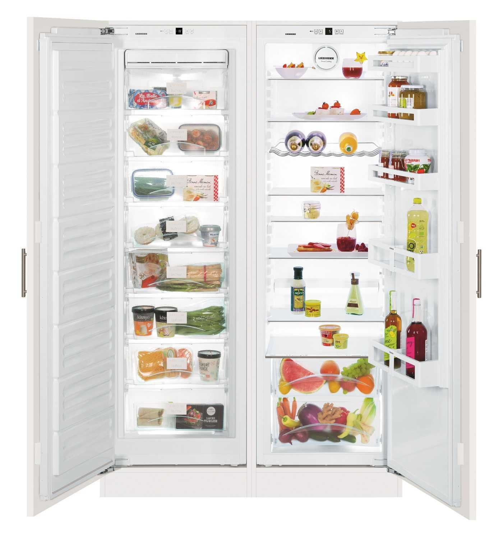 Встраиваемый холодильник  Side-by-side Liebherr SBS 70I2 купить украина
