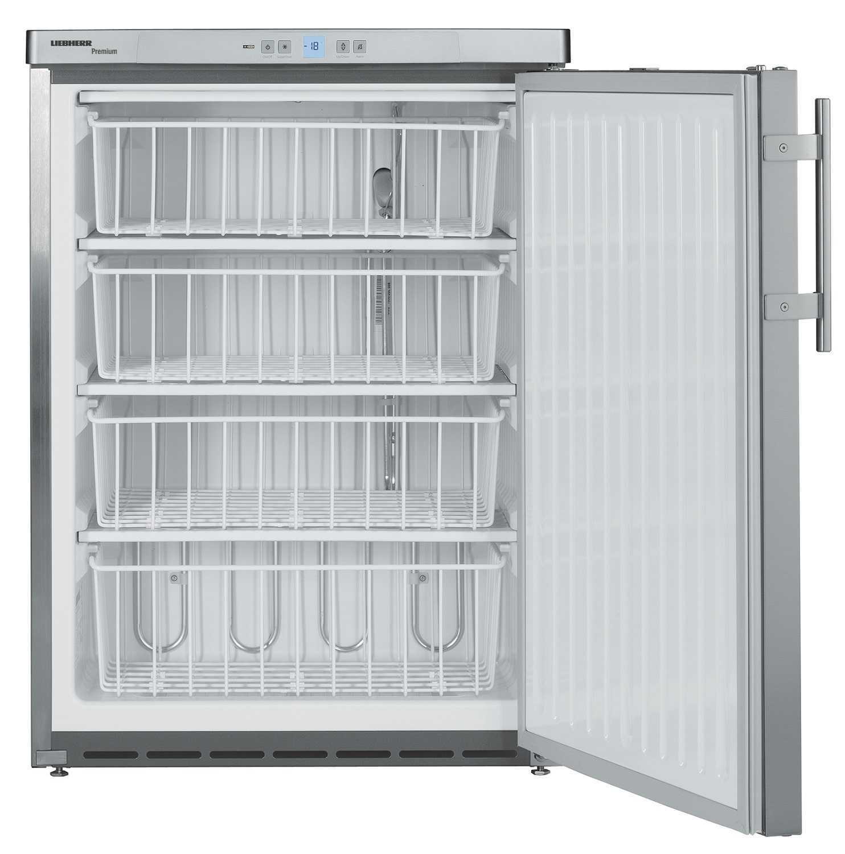 Встраиваемый морозильный шкаф Liebherr GGU 1550 купить украина