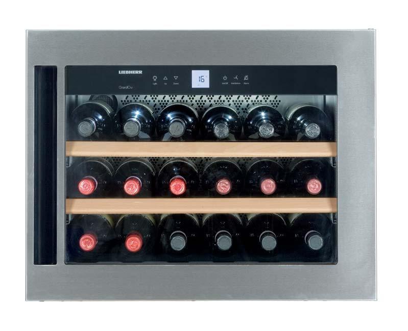 купить Встраиваемый винный шкаф Liebherr WKEes 553 Украина фото 2