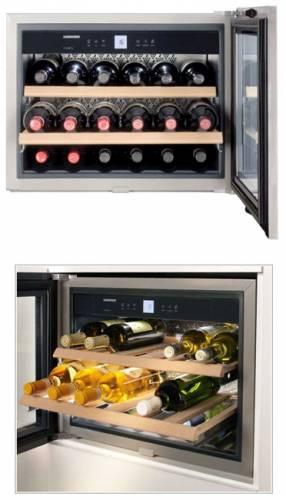 купить Встраиваемый винный шкаф Liebherr WKEes 553 Украина фото 1